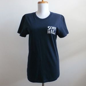 American Apparel Navy Blue Crew Neck T-Shirt